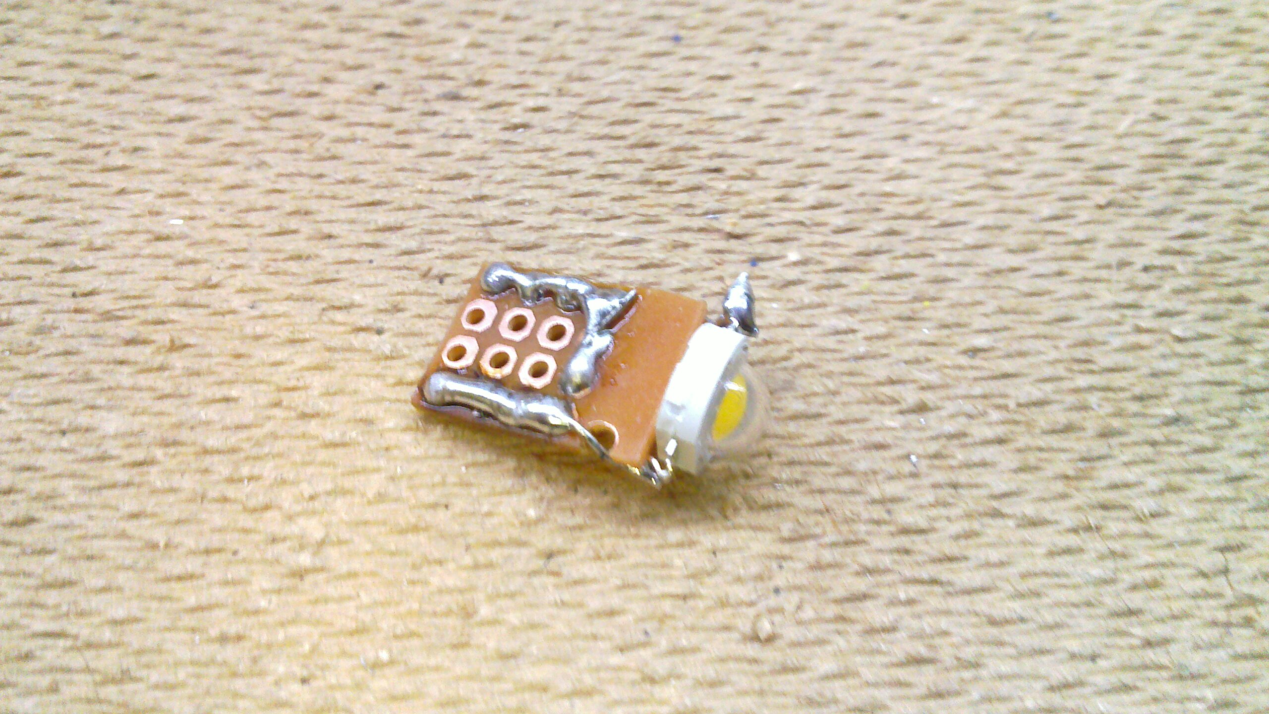TinyUSB 1W led - one side