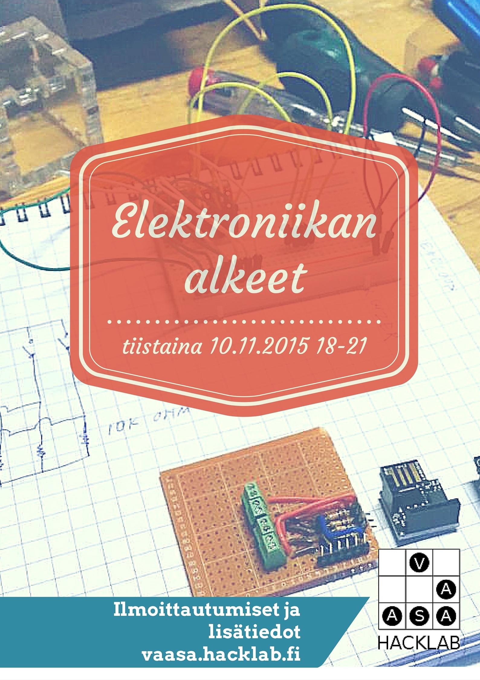 Elektroniikan Kytkentöjä