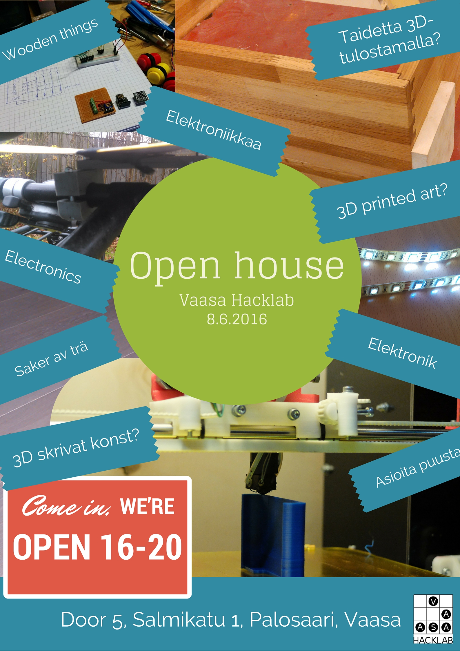 Open House 8.6.2016